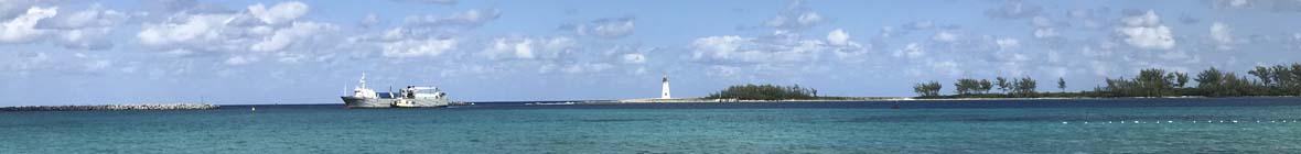 Bahamas. Guía de viajes y turismo.